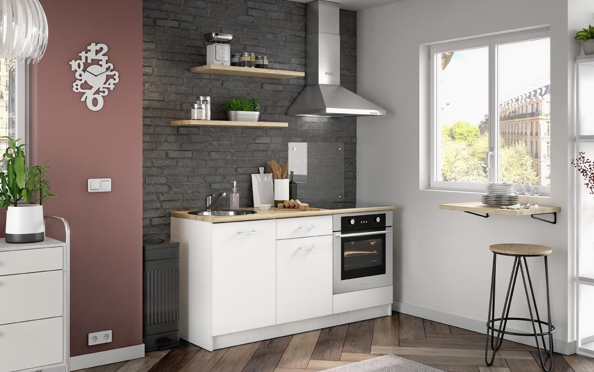 Cuisine Kitchenette WOW Moderne