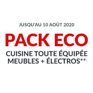 Cuisine toute équipée Meubles + Electros